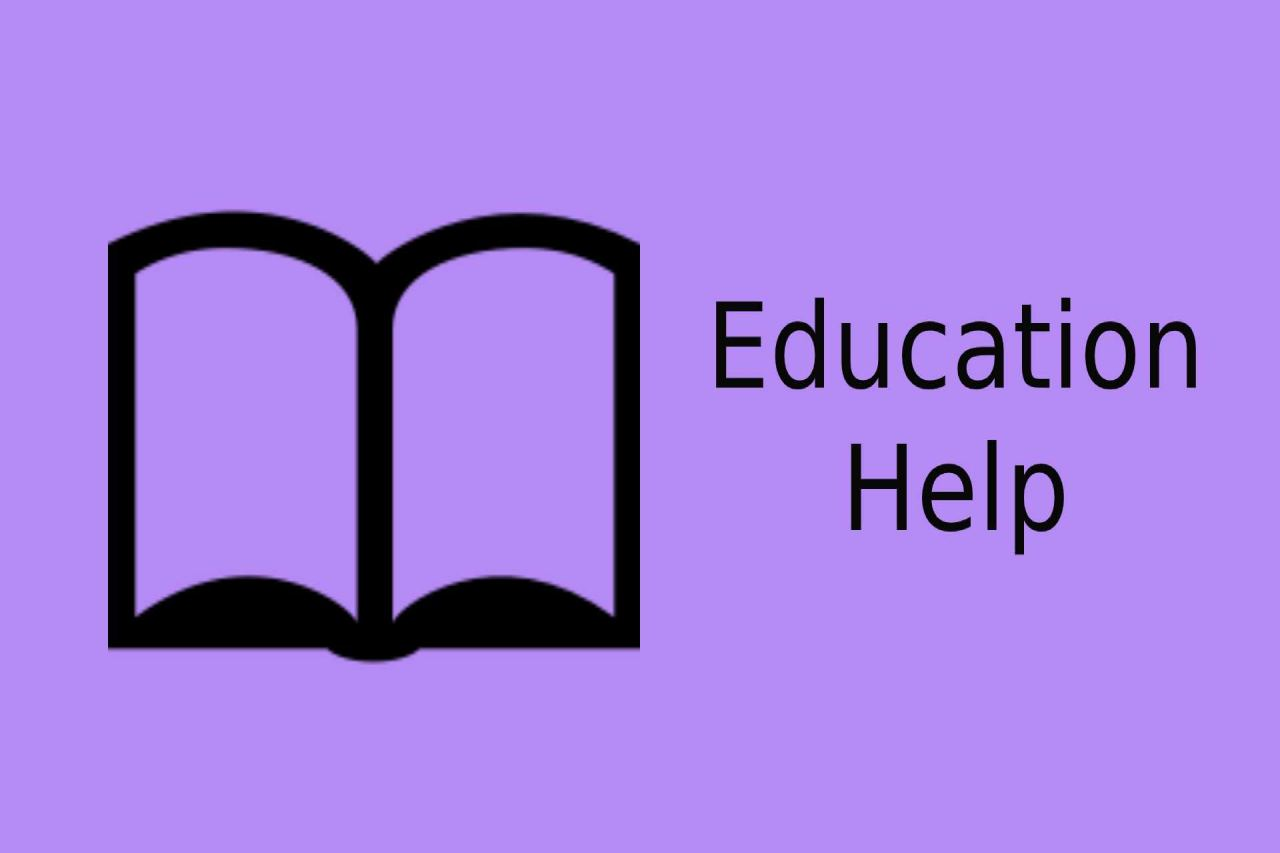 Education Help